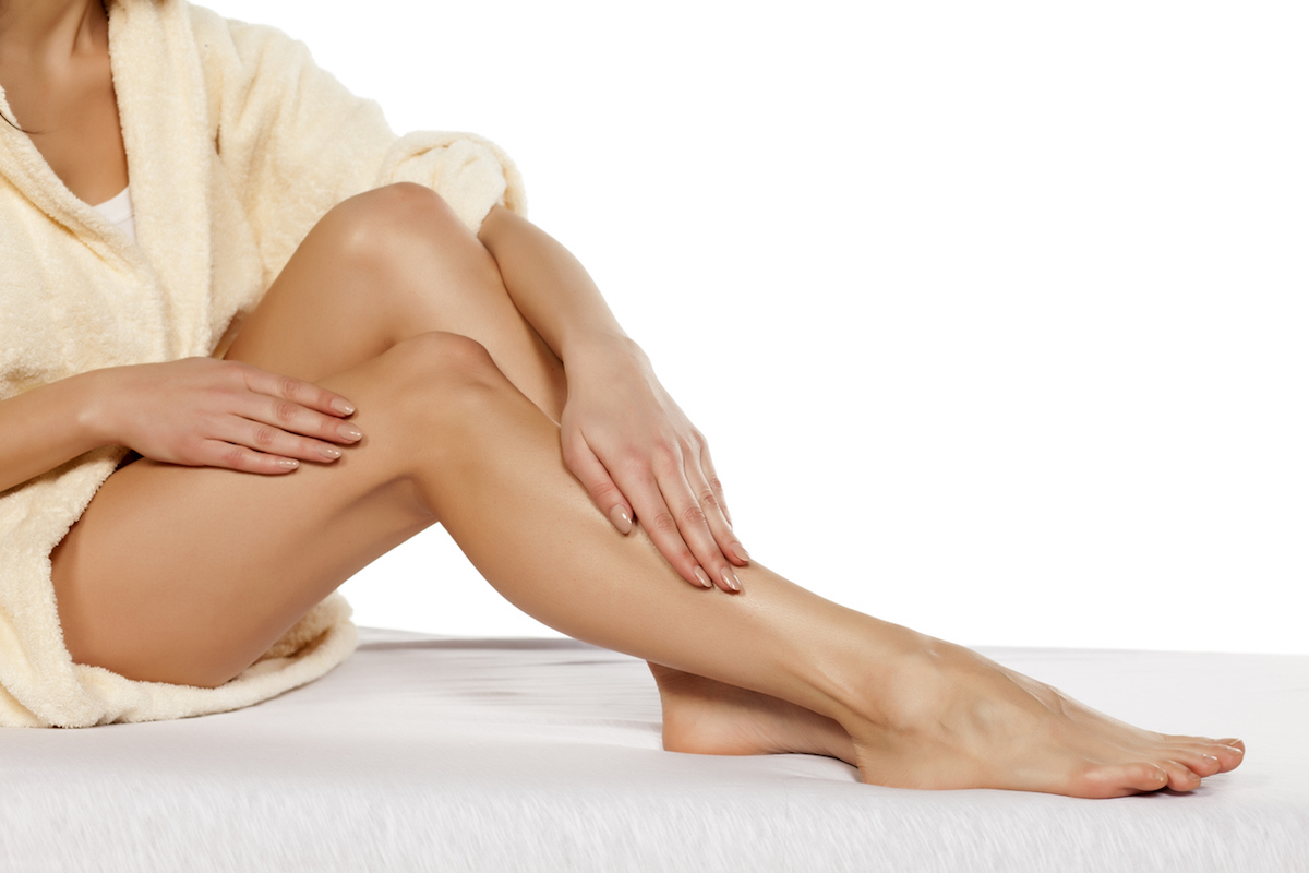 cosmetic leg vein treatment to get rid of spider veins and varicose veins
